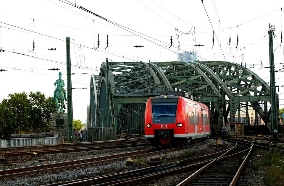 Bahnknoten Köln
